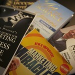 Many Books With Great Information That Has Proven To Work In Real Life