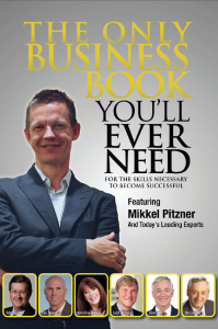 The Only Business Book You'll Ever Need Cover