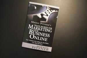 Trade Secrets Book by Mikkel Pitzner