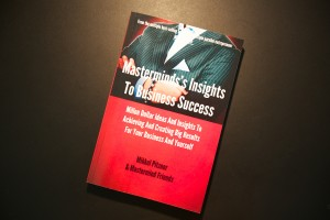 Book Cover Mastermindss Insights To Business Success