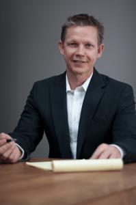 Marketing Expert and Serial Entrepreneur Mikkel Pitzner at Work