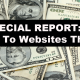 Websites That Sell Report - a special free report from Amazing Ideas Inc