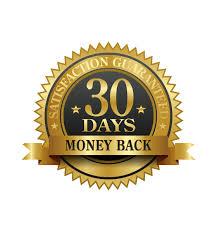 30 Money Back Guarantee
