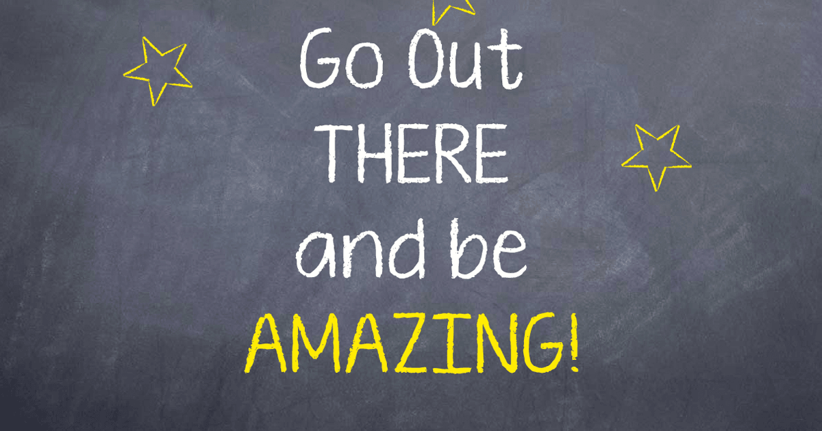Go Out There A Be Amazing With The Help Of Marketing Castle Rock