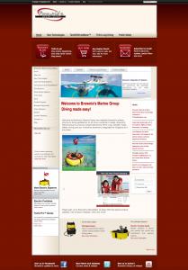 Case Study of Webdesign
